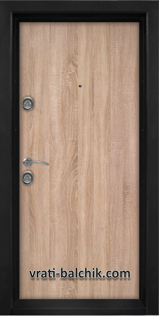Блиндирана входна врата модел T-902