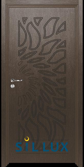 Интериорна врата Sil Lux 3004p, Златен кестен