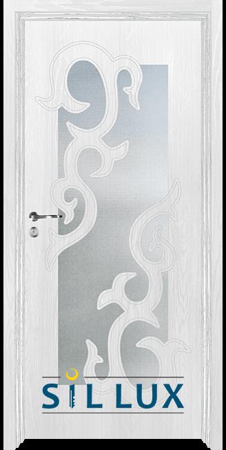 Интериорна врата Sil Lux 3006, Снежен бор