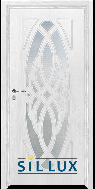 Интериорна врата Sil Lux 3007, Снежен бор