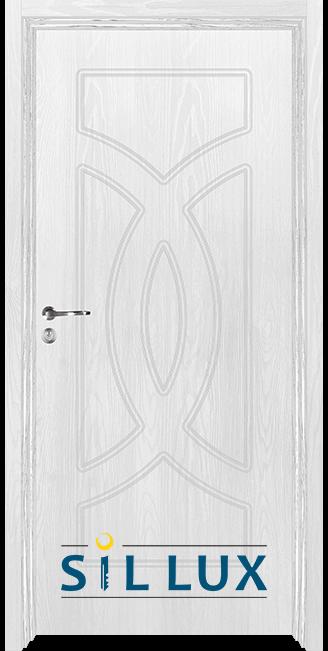 Интериорна врата Sil Lux 3008p, Снежен бор
