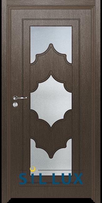 Интериорна врата Sil Lux 3009p, Златен кестен