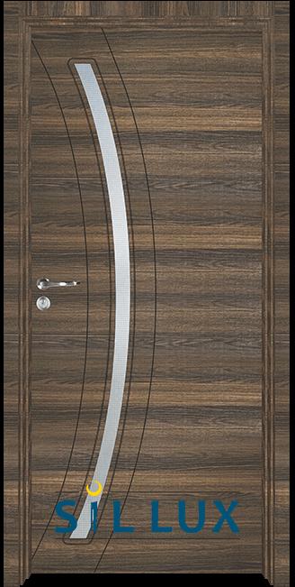 Интериорна врата Sil Lux 3012, Райски орех